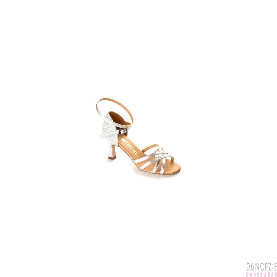 Topline Phoebe Dance Shoes Size