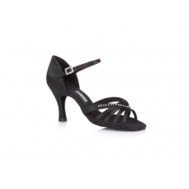 Gia Black 2.5 heel