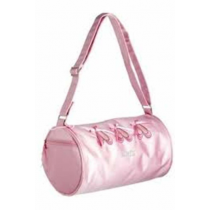 Ballet-slipper-satin-barrel-bag