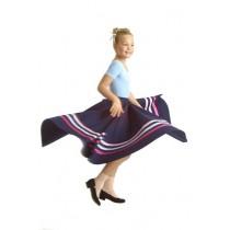Childrens-Navy-Character-Skirt