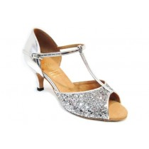 "Supadance 1029 Reg Sparkle ladies 2.5"" Slim"