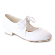 Katz Canvas Low Heel Tap Shoes