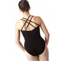 Chelsea Dance Leotard Black